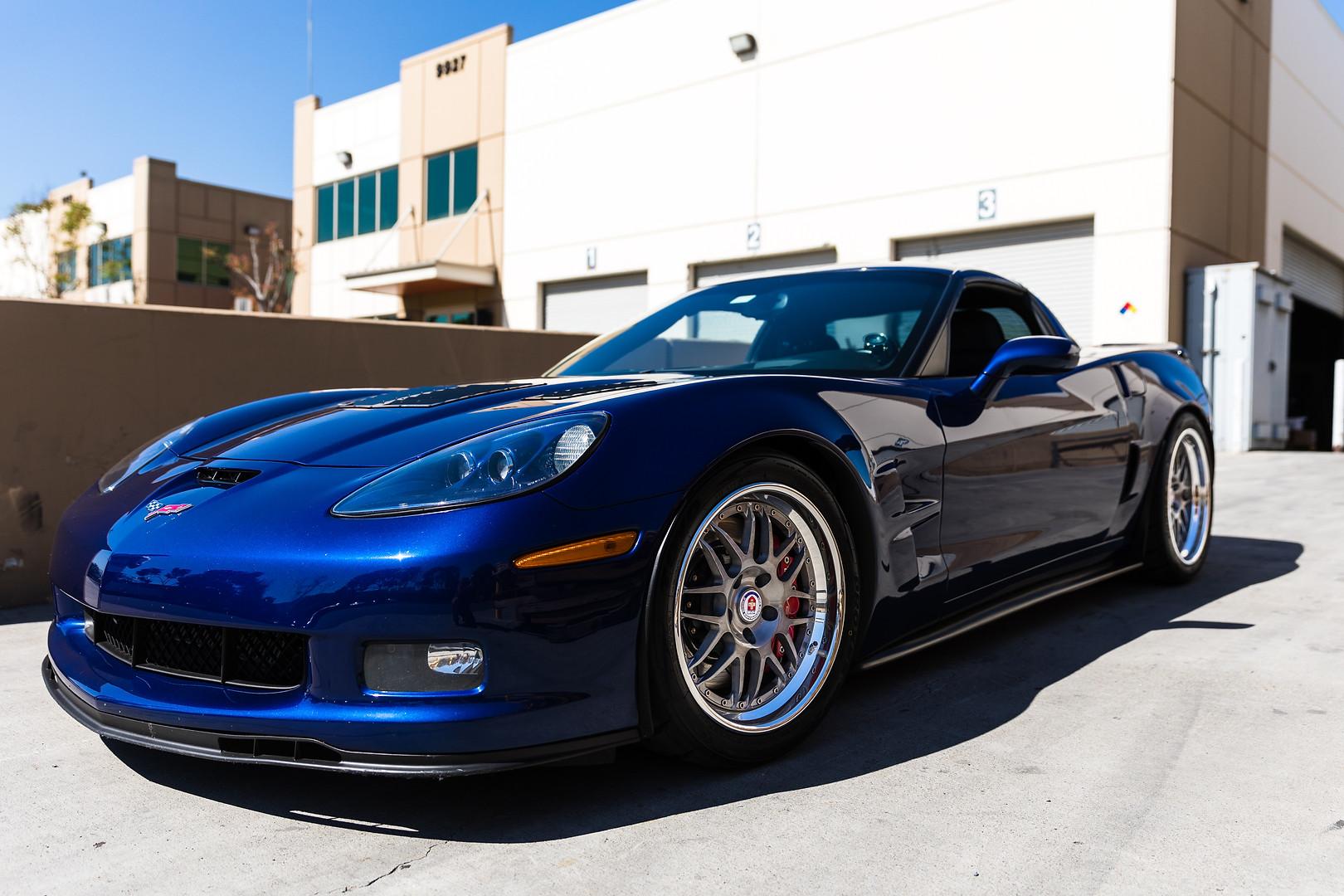 Donny's C6 Corvette | HRE C20