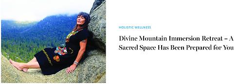 patricia garza pinto, divine mountain retreat