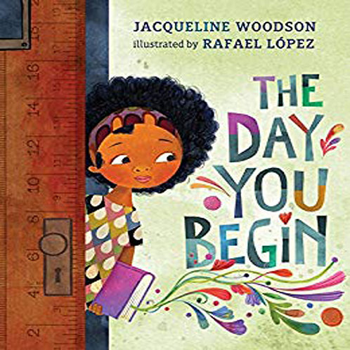 The Day You Begin Lesson Plans