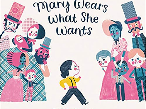 Mary Wears What She Wants Lesson Plans
