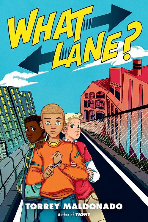 What Lane? Novel Study