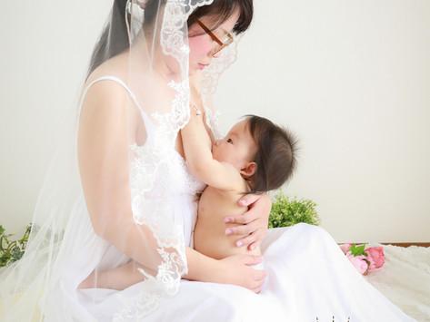 授乳フォトbookプレゼントキャンペーン開催♡