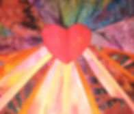 radiant heart of boundless compassion
