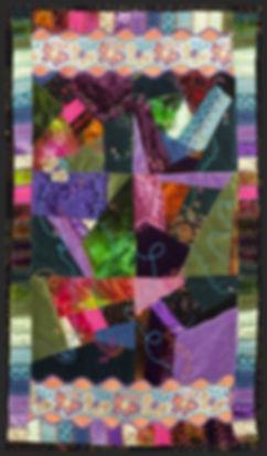 velvet art quilt