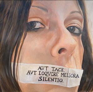 Aut tace (autoritratto)