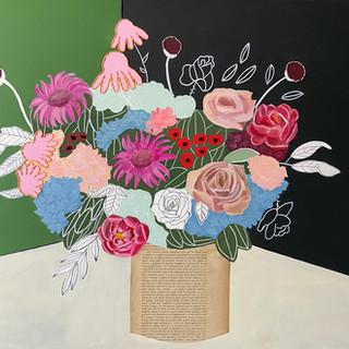 bouquet floreale filosofico n 9
