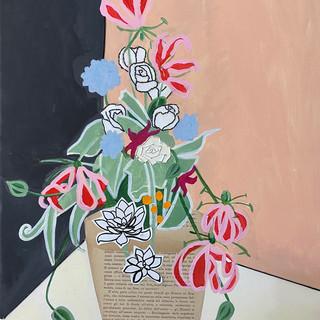 bouquet floreale filosofico n. 1