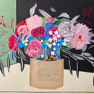 bouquet floreale filosofico n. 3