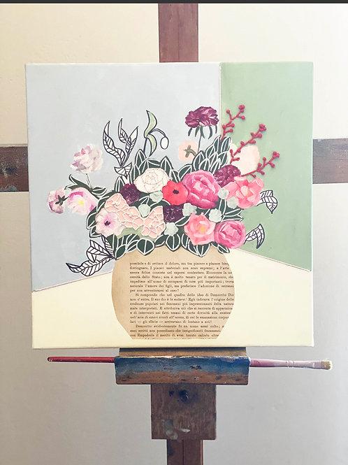 bouquet floreale filosofico n .5