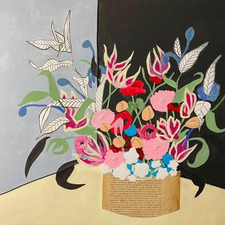 bouquet floreale filosofico n. 2