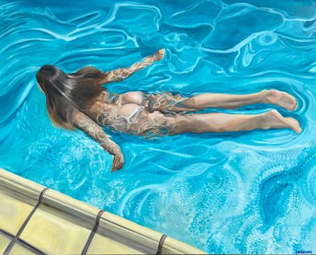 volando sull'acqua (acquatica n. 1)