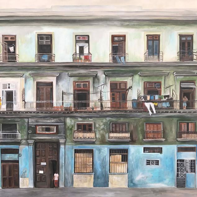 palazzo cuba (L'Havana)
