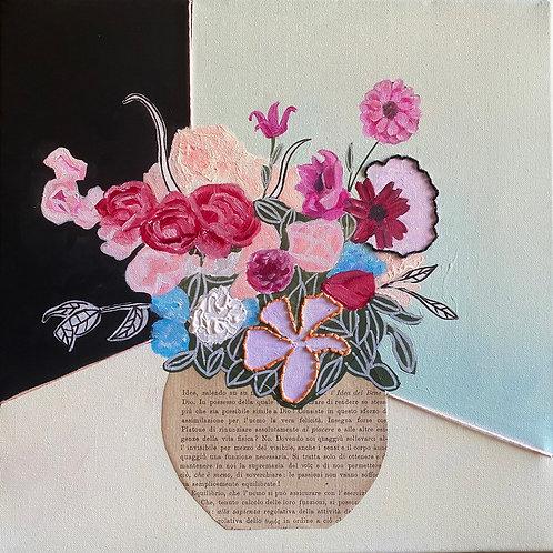 bouquet floreale filosofico n .6