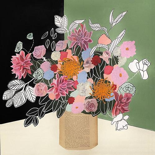 bouquet floreale filosofico n .7