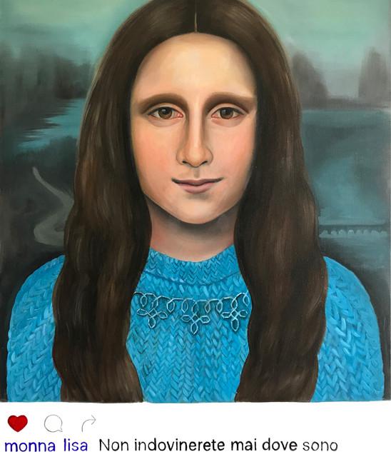 Mona Lisa IG