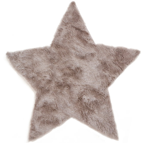 Grande étoile Beige