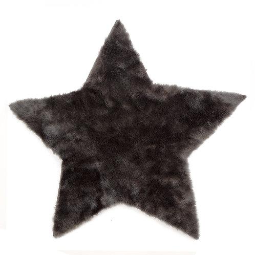 Petite étoile Gris Foncé