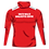 Thumbnail: SWGK Classic Pro Red Snood Neck Midlayer