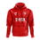 Thumbnail: SWGK Classic Pro Red Tech Hoodie