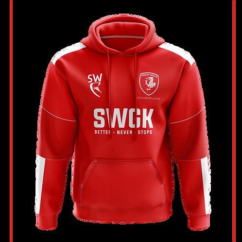 SWGK Classic Pro Red Tech Hoodie