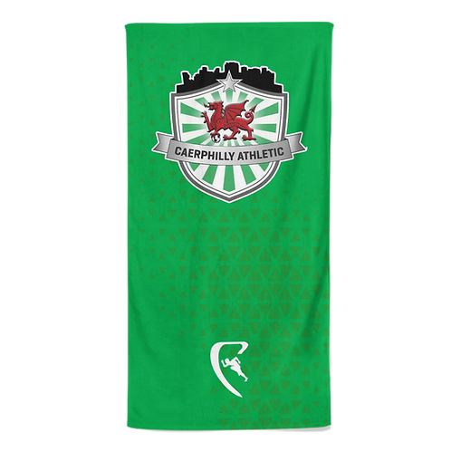 CAFC Classic Pro Sublimated Beach Towel