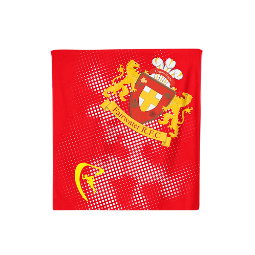 FRFC Classic Sublimated Gym Towel