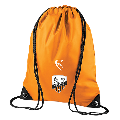 AVFC Classic Drawstring Bag