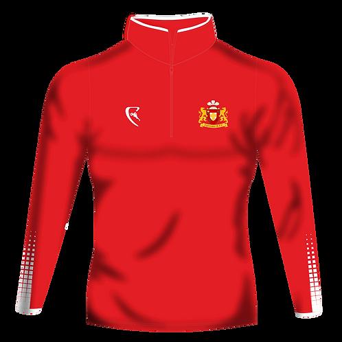 FRFC Pro Elite Midlayer (Red/White)