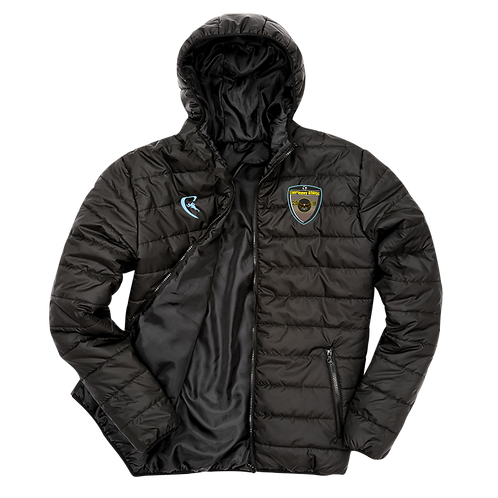 LAFC Classic Pro Padded Jacket