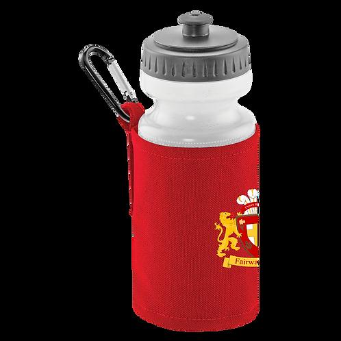 FRFC Pro Elite Water Bottle & Clip On Holder
