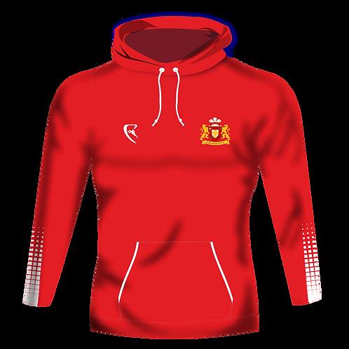 FRFC Pro Elite Tech Hoodie (Red/White)