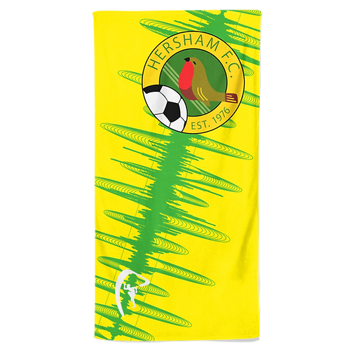HFC Classic Sublimated Beach Towel