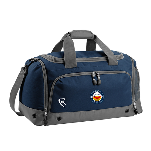 NCFC Classic Holdall Bag