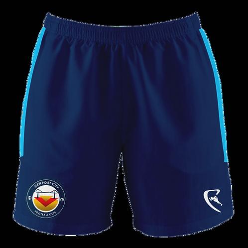 NCFC Classic Tech Shorts