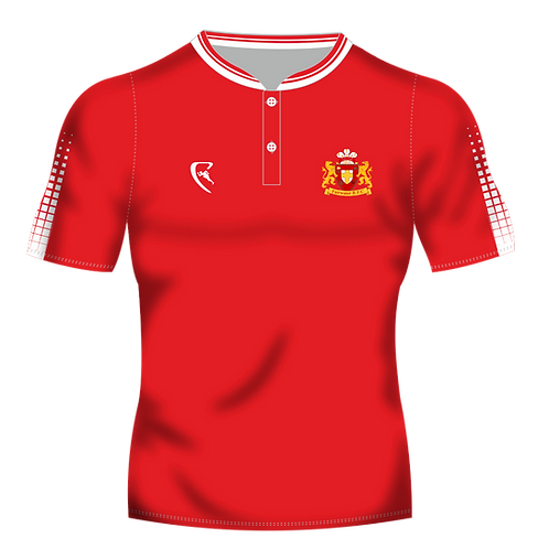 FRFC Classic Pro Red Polo Shirt