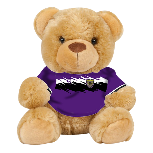 LAFC Classic Replica Shirt Plush Bear