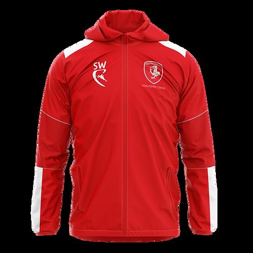 SWGK Classic Pro Red Waterproof Jacket