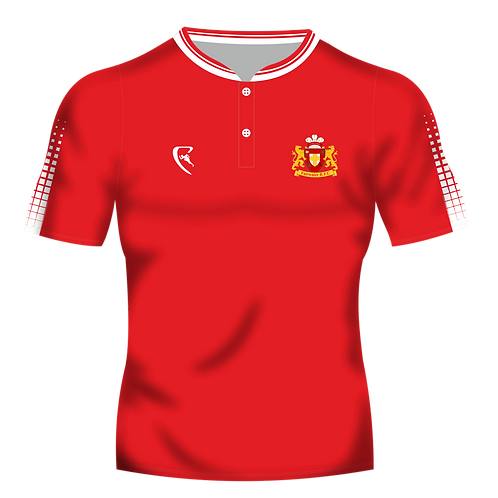FRFC Pro Elite Team Polo (Red)