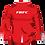 Thumbnail: FRFC Classic Pro Red Quarter Zip Midlayer