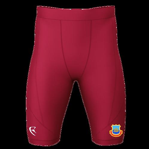 WTFC Classic Baselayer Shorts