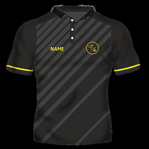 EF Pro Elite Unisex Fit Button Up Polo