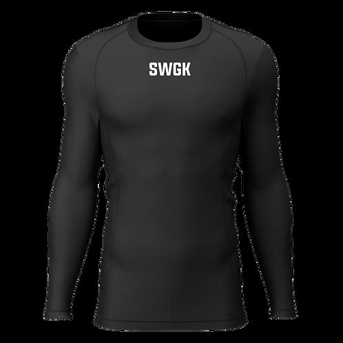 SWGK Classic Pro Black Baselayer Top