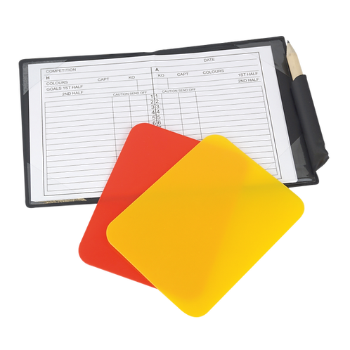CRS Classic Referee's Notebook & Cards