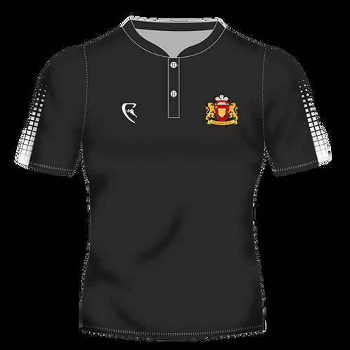 FRFC Classic Pro Black Polo Shirt