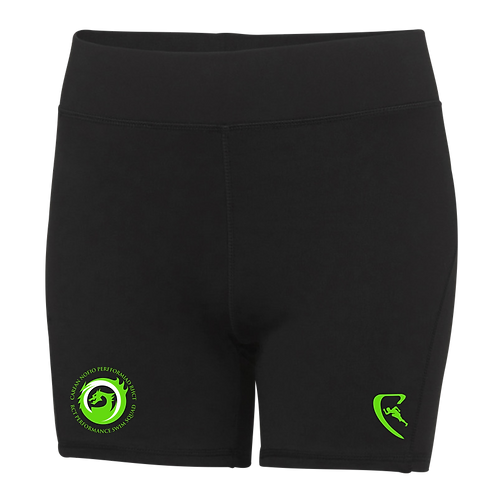 RCTP Classic Ladies Compression Hot Pants