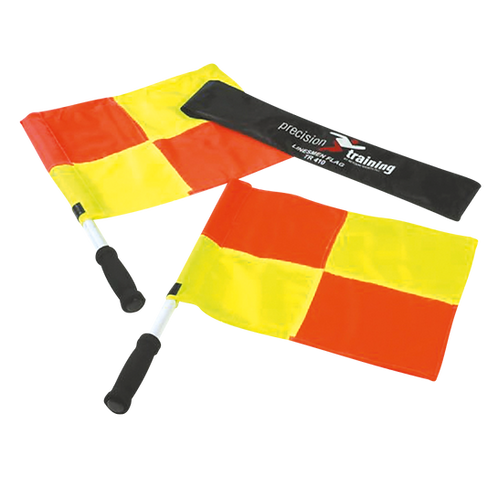 CRS Classic Referee's Flag Set