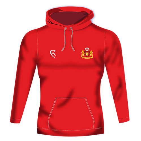 FRFC Classic Red Hoodie