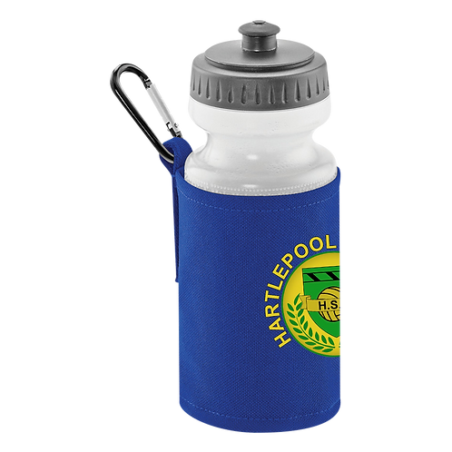 HSF Pro Water Bottle & Clip On Holder