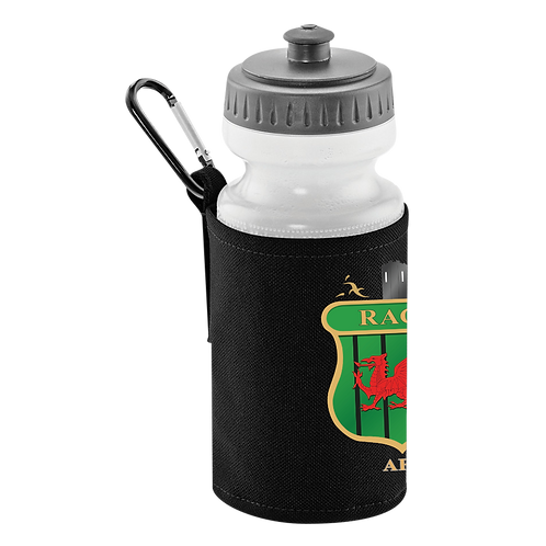 RAFC Classic Water Bottle & Clip On Holder
