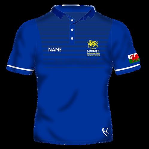 CS Pro Elite Unisex Fit Button Up Polo